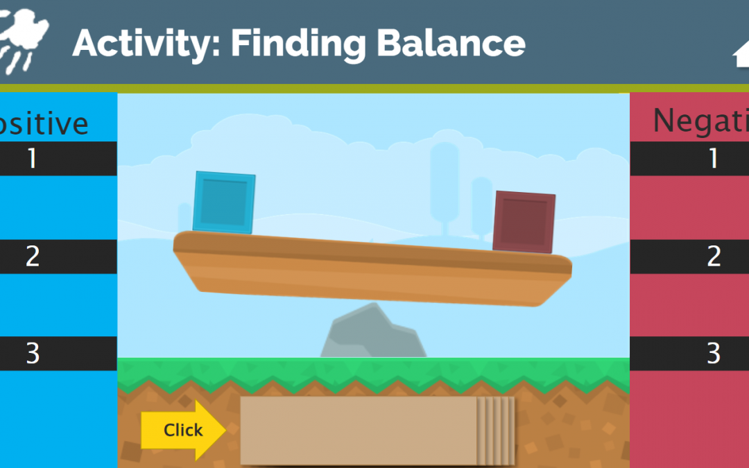 Finding Balance – Interaction